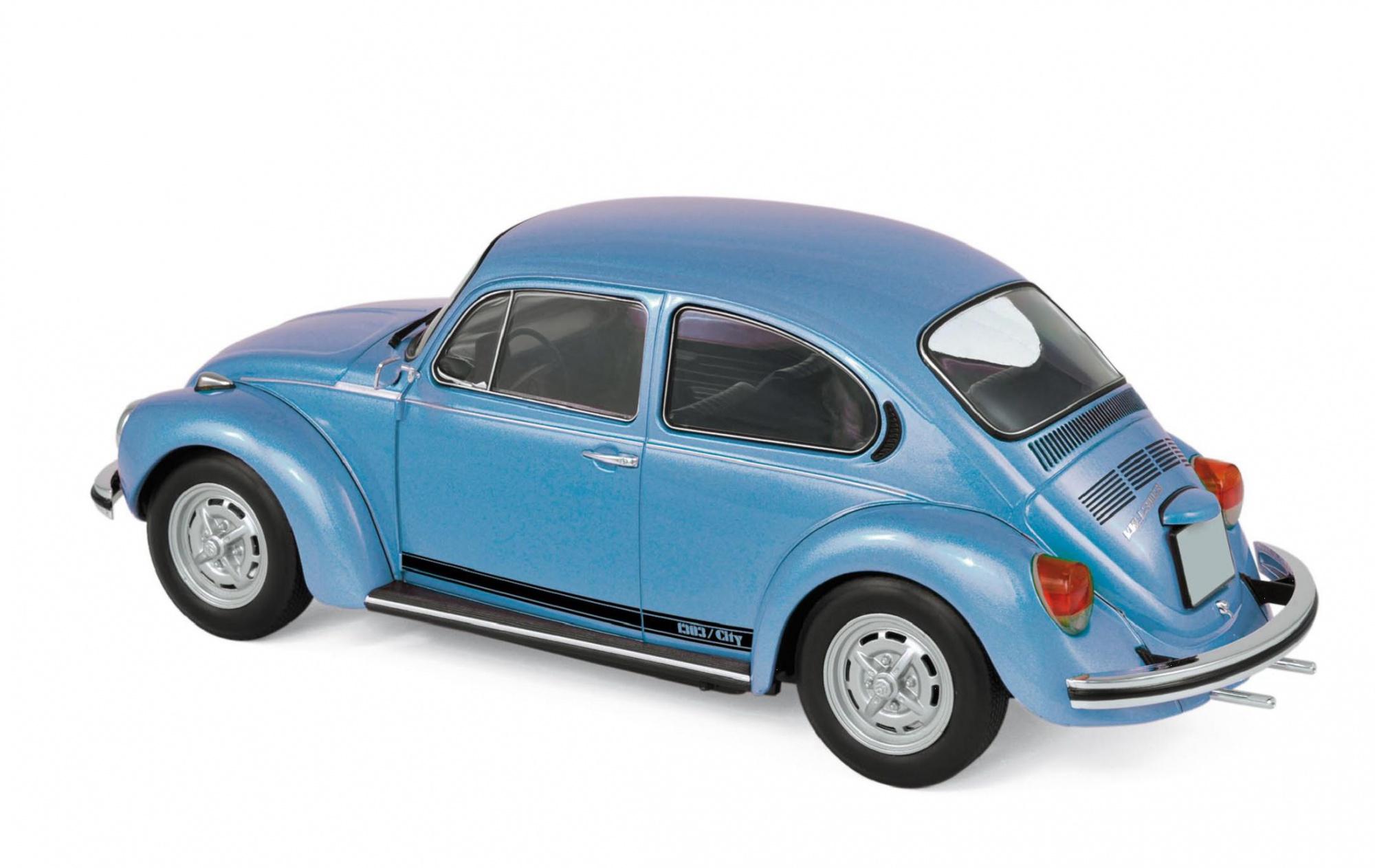 VW 1303 City 1973 Blue Métallic