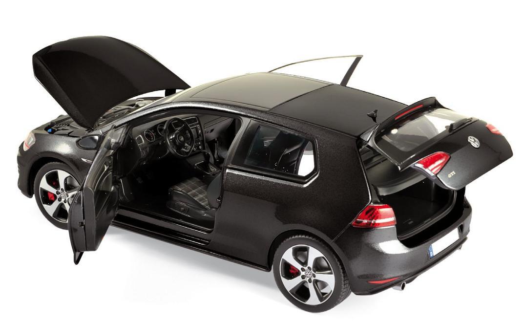 VW Golf GTI 2013 Black