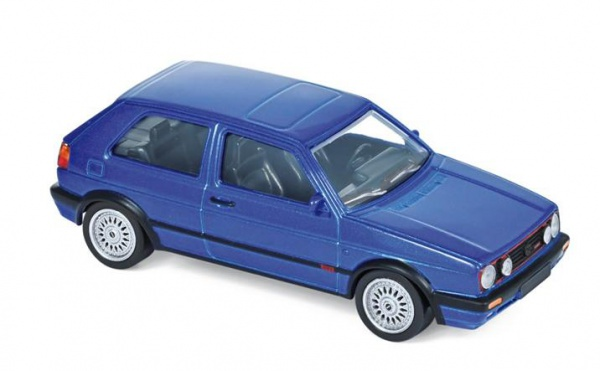 VW Golf GTI G60 1990 Blue Jet Car