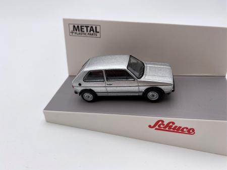 VW Golf GTI Silver