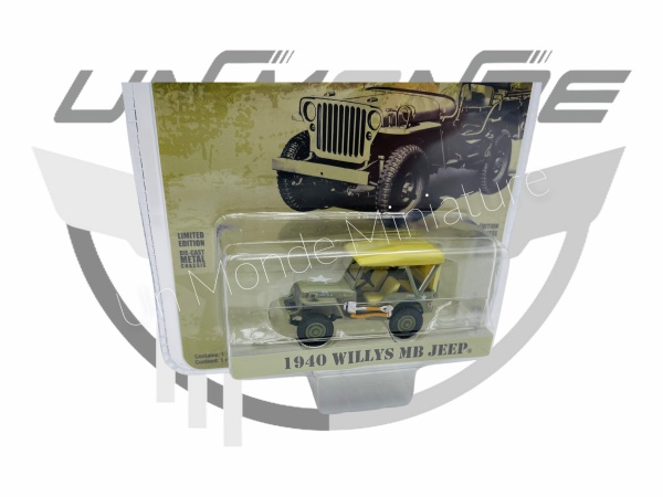 Willys Jeep MB 1940
