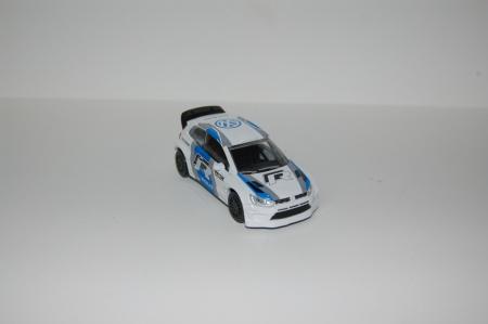 Wolkswagen Polo WRC Jet-Car